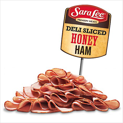 Sara Lee Honey Ham - 0.50 Lb