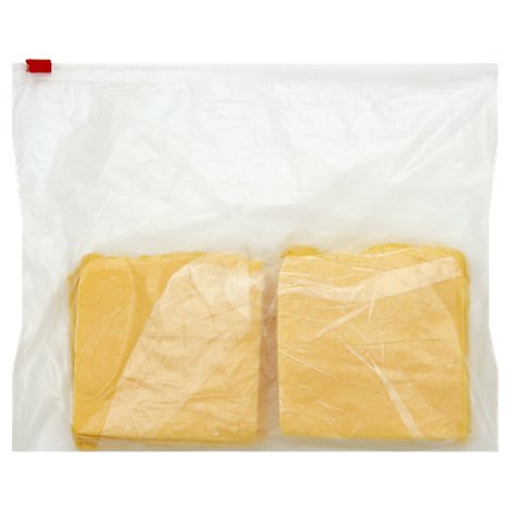 Kretschmar Yellow American Cheese - 0.5 Lb