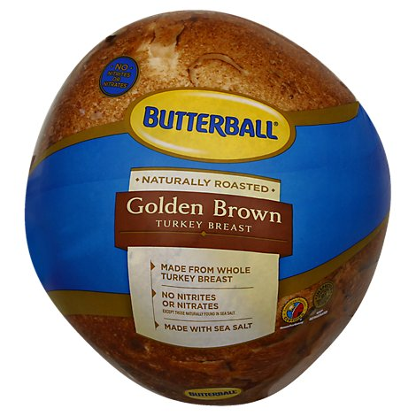 Butterball Turkey Breast Golden - 0.50 LB