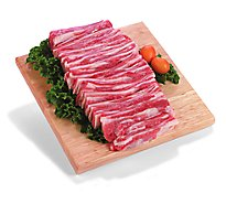 Meat Counter Pork Smoked Pork Riblets - 1.25 LB