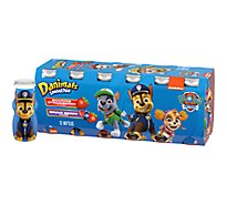 Danimals Smoothies Paw Patrol Soaring Strawberry & Brave Berry Variety Pack - 12-3.1 Fl. Oz.