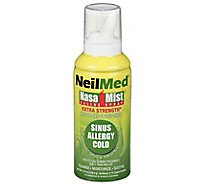 NeilMed Nasa Mist Nasal Spray Saline Extra Strength Bottle - 4.2 Fl. Oz.