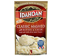 Idahoan Classic Mashed Potatoes - 4 Oz