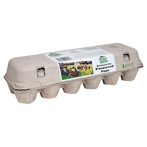 Mcintyre Pastures Pastured Eggs - 12 Count