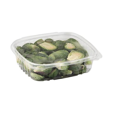 Brussel Sprouts Halved