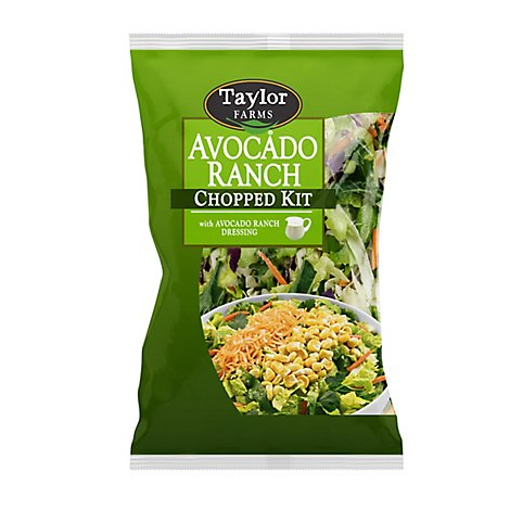 Taylor Farms Avocado Ranch Chopped Salad Kit - 12.8 Oz