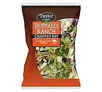 Taylor Farms Buffalo Ranch Chopped Salad Kit - 13.5 Oz