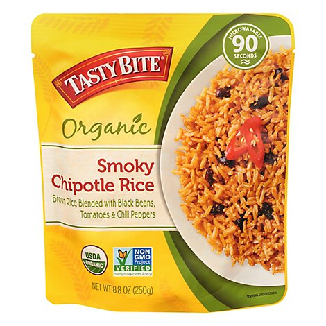 Tasty Bite Rice Chipotle - 8.8 Oz