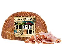 Boars Head Ham Bourbonridge - 0.50 LB