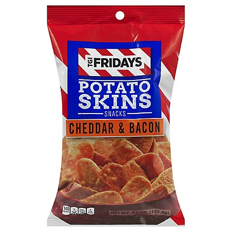 T.G.I. Friday Cheddar Bacon Potato - 5.5 Oz