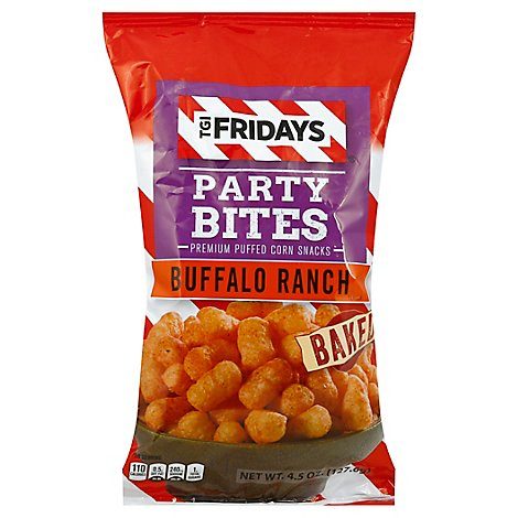 T.G.I. Friday Party Bites Buffalo Ranch - 4.5 Oz
