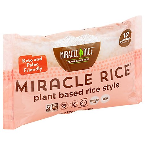 Miracle Noodle Rice Miracle - 8 Oz