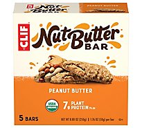 Clif Nut Butter Filled Peanut Butter Bar - 5-1.76 Oz