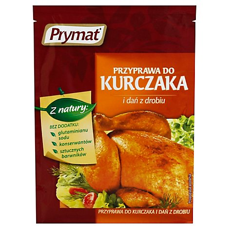 Prymat Chicken And  Poultry Dish Seasoning - 1.06 Oz
