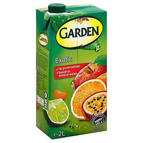 Garden Multivitamin Fruit Drink - 70.4Oz