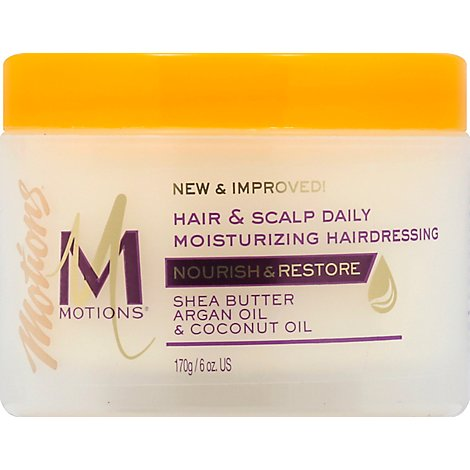 Son Motions Daily Moist Hair Dress - 6 Oz