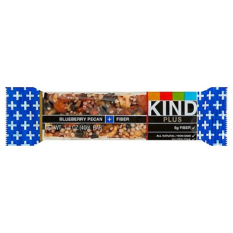 Kind Blubry Pecn Pls Fibr - 1.4 Oz