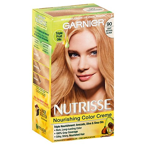Garnier Nutrisse Macadamia Number 90 Hair Color - Each