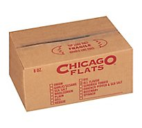 Chicago Flat Flatbread All Flavor - 8 Oz