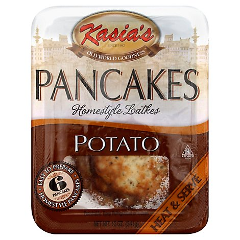 Potato Pancakes - 14 Oz