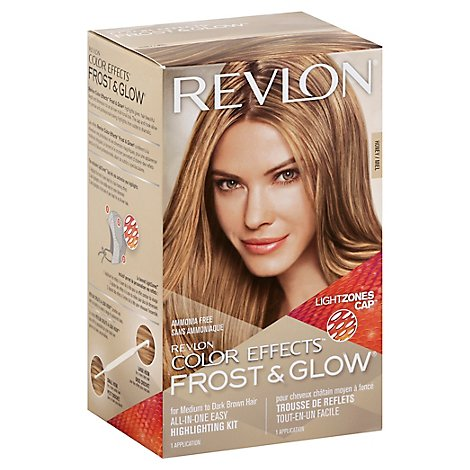 Revlon Highlighting Kit Color Effects Frost And Glow - Each