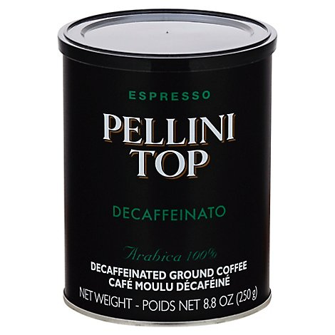 Pellini Coffee Arabica Decaf Org - 8.8 Oz