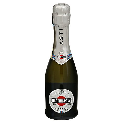 Martini & Rossi Asti Sparkling Wine - 4-187Ml