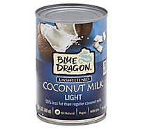 Blue Dragon Substitute Milk Coconut - 13.5 Fl. Oz.