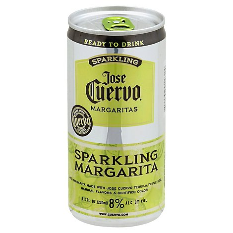 Jose Cuervo Lime Margarita Can - 200 Ml