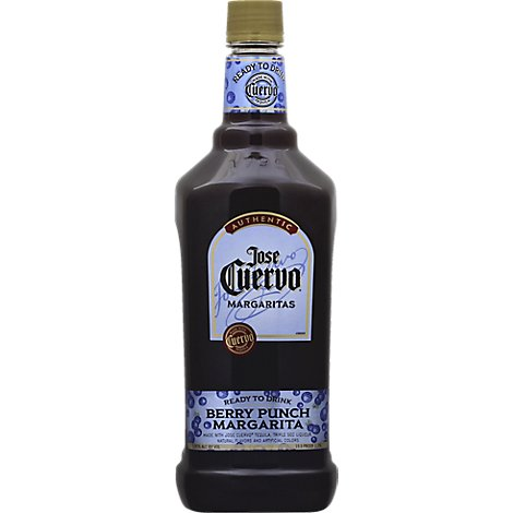 Jose Cuervo Auth Berry Punch - 1.75 Liter