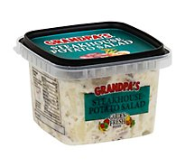 Grandpas Steakhouse Potato Salad - 16 Oz