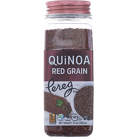 Pereg Red Quinoa - 12 Oz