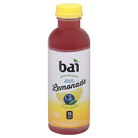 Bai Blueberry Lemonade - 18 Fl. Oz.