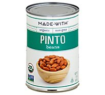 Made With Organic Pinto Beans - 15 Oz