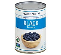 Made With Organic Black Beans - 15 Oz