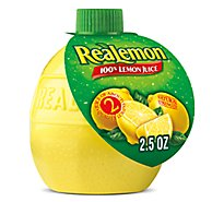 ReaLemon Squeeze 100% Lemon - 2.5 Fl. Oz.