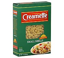 Creamette Small Shells - 16 Oz