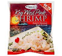 Shrimp 61 To 70 Wild Raw - 12 Oz