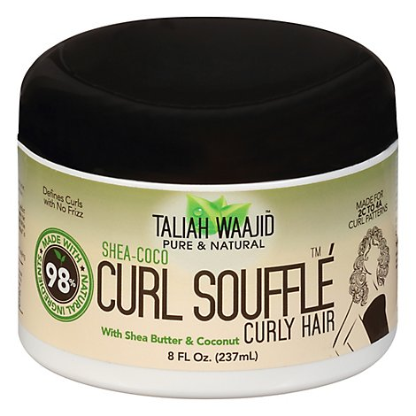 Tw Pure & Natural Curly Souffle - 8 Oz