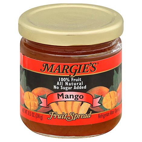 Margies Mango Spread - 8.5 Oz