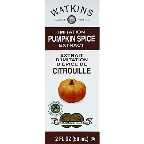 Watkins Pumpkin Extract - 2 Fl. Oz.