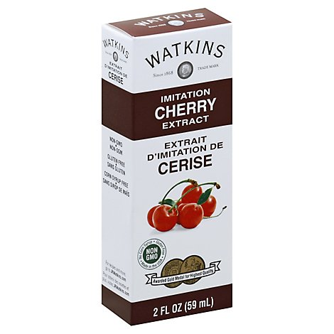 Watkins Cherry Extract - 2 Fl. Oz.
