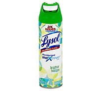 Lysol Max Disinfectant Spray - 15 Oz