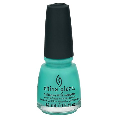 China Glaze 2 Yacht 2 Handle Nail Polish - .5 Fl. Oz.