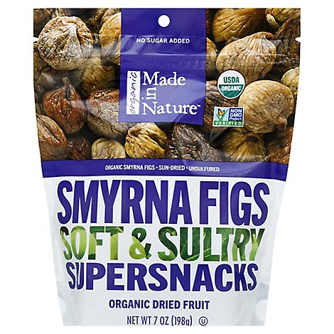 Made In Nature Smyrna Figs Organic - 7 Oz