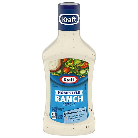 Kraft Dressing Homestyle Ranch - 15.80 Fl. Oz.