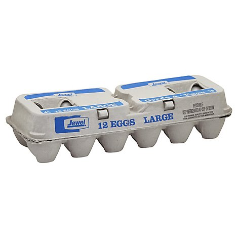 Jewel Eggs Large - 12 Count