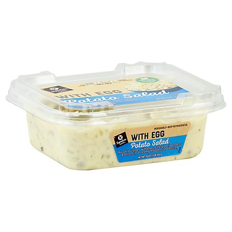 Signature Cafe Deviled Egg Potato Salad - 16 Oz
