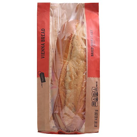 Bread Vienna - 14 Oz