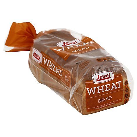Jewel Wheat Bread - 16 Oz